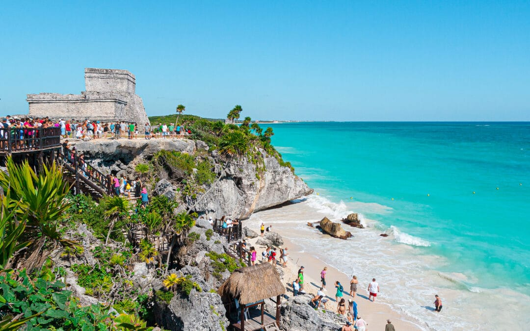 Booking Express Travel recommends Visiting Tulum