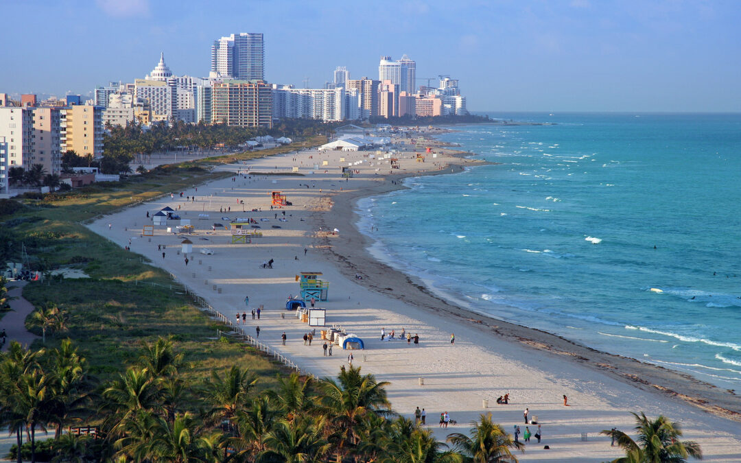 Winter in Miami Beach with Booking Express Travel